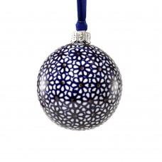 Christmas ball 7cm Daisy™