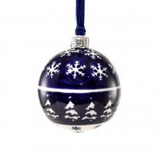 Christmas ball 7cm Snowflacke™