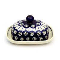 Butter dish 125g Peacock™