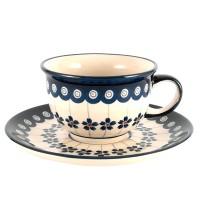 Cup & Saucer 0.2l Flora™