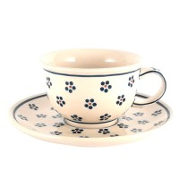 Cup & Saucer 0.2l Spring™