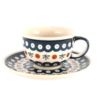 Cup & Saucer 0.2l Cherry™
