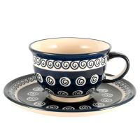 Cup & Saucer 0.2l Spiral™