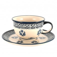 Cup & Saucer 0.2l Forget-me-not™