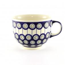 Cup solo 0.5l Peacock™