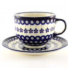 Cup & Saucer 0.5l Flora™