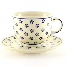 Cup & Saucer 0.5l Spring™