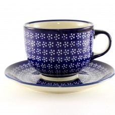 Cup & Saucer 0.5l Cosmos™