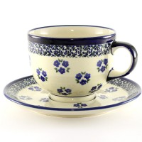 Cup & Saucer 0.5l Forget-me-not™