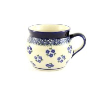 Mug spherical 0.4l Forget-me-not™