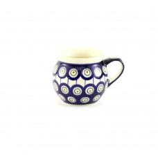 Mug spherical 0.2l Peacock™