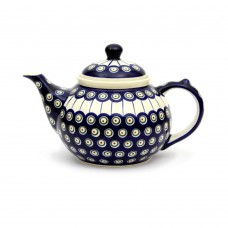 Teapot 1.25l Peacock™