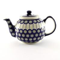 Teapot 1l Peacock™